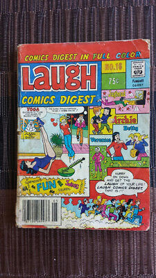 Vintage Laugh Comics Digest No. 16