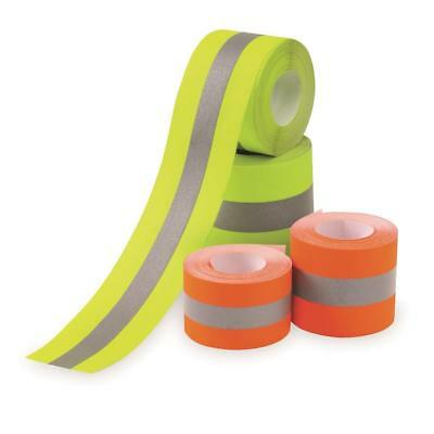 "Reflective Tape Orange/silver 2""x10 Yards Sew-On $1.099/yard (30 Ft)"