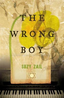 NEW The Wrong Boy By Suzy Zail Paperback Free Shipping
