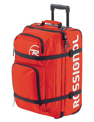 Rossignol Hero Cabin Bag World Cup Circuit Heavy Duty Wheeled Travel Carry-on