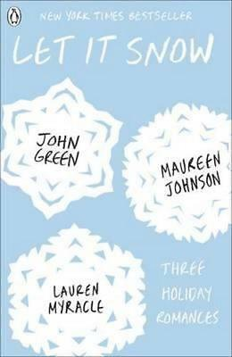 NEW Let it Snow By John Green Paperback Free Shipping