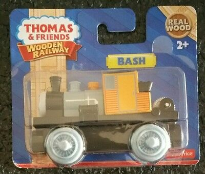 "Thomas & Friends Wooden Railway ""Bash"" New!!"