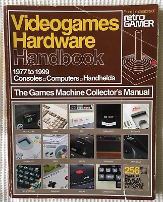 Retro Gamer Videogames Hardware Handbook  1977 - 1999 Collector's Manual