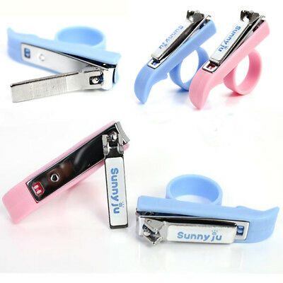 1pc Kids Baby's Safety Finger Toe Nail Clipper Cutter Manicure Trimmer Pedicure