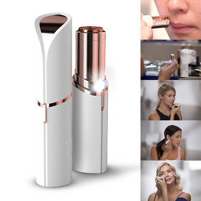 Pro Lipstick Flawless Face Hair Remover Finishing Facial Touch Women's Painless