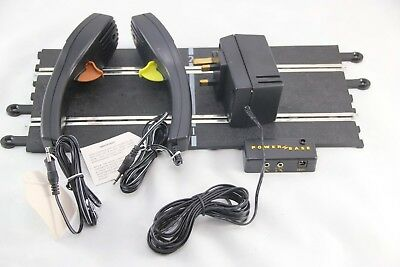Scalextric Classic Powerbase - Including Controllers And Plug - New