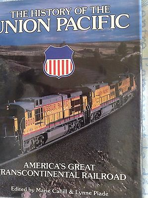 The History of the Union Pacific