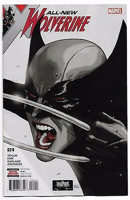 All New Wolverine #24 Leinil Francis Yu 1St Print! Sold Out! Free Shipping!