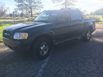 2004 Ford Explorer Sport Trac XLT 2004 XLT Used 4L V6 12V Automatic 4WD SUV 118,000 miles