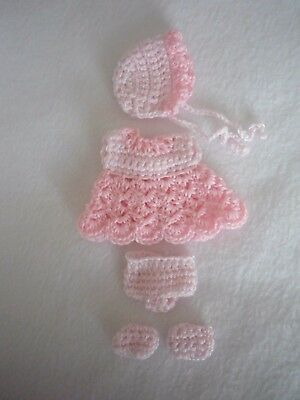 Baby Doll Clothing for OOAK 5 inch doll