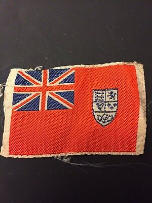 Scouts Canada Silk Canadian Red Ensign - Vintage Flag