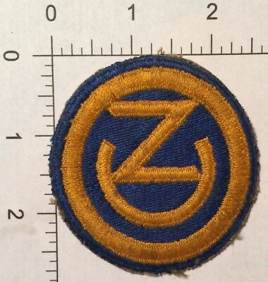 US Army WW2 102nd Infantry Division Patch