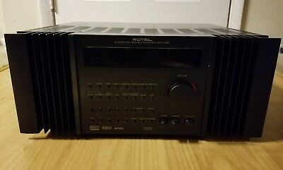 Rotel RSX 1065 5.1 Channel 500 Watt Receiver