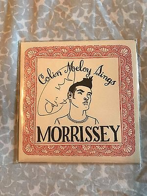 Colin Meloy Sings Morrissey - Signed and Never Used