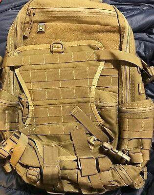 New Triple Aught Design Fast Pack EDC Old Style Coyote Plus Extras AFSOC SOF NSW