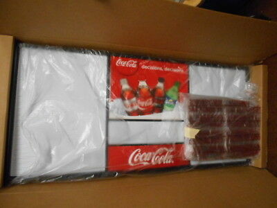*New* 4' Coca-Cola Menu Board Sign -  sets of letters/numbers