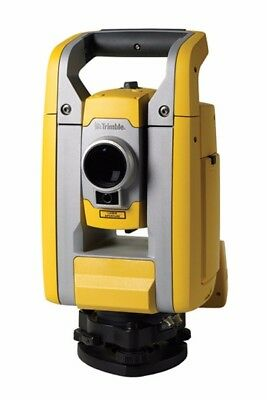 "Trimble S3 5"" Robotic Total Station w/ Rechargeable Battery and 360 Prism"