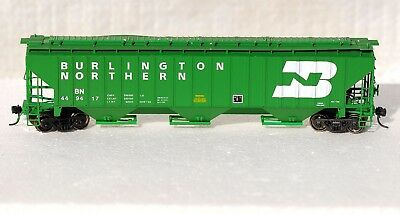 HO C8 PWRS Special Run InterMountain Burlington Northern BN PS-2 Covered Hopper