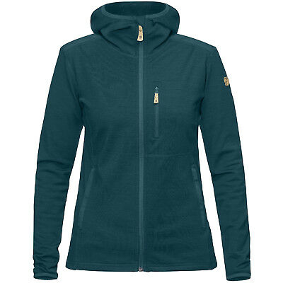 Fjallraven Keb (Glacier Green) Women's Fleece Hoodie