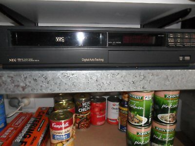 Vhs Stereo Deck