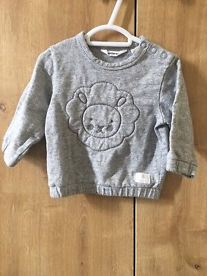 Country Road Lion Jumper 3-6months