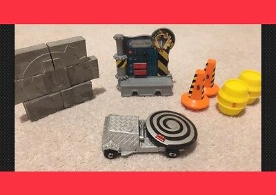 BBC Robot Wars: HYPNO DISC Bot back And Go Toys Collectable Genuine Figure Gift