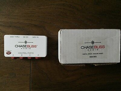 Chase Bliss Audio MIDI Box