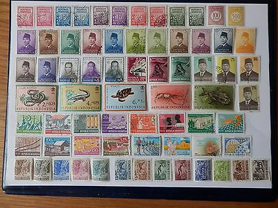 INDONESIA STAMPS h