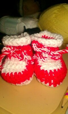 Baby Footy Booties