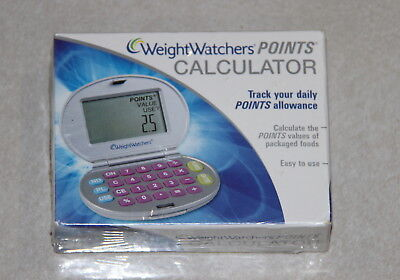 New & sealed Weight Watchers points calculator