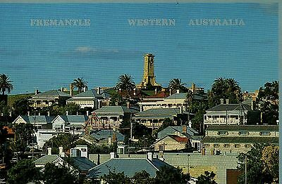 Old Postcard:  Freemantle, Western Australia.