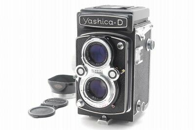 Yashica-D 126110307 from japan