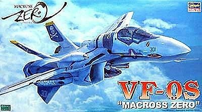 Hasegawa macross zero VF-0S 1/72 plastic model kit Gift Toy from Japan