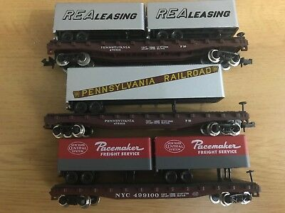 Atlas Freight Cars - Lot of 3