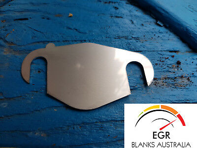 Nissan NP300 Navara 2.3L D23 EGR Blanking Plate Blank Plate NP300 BLANK PLATE