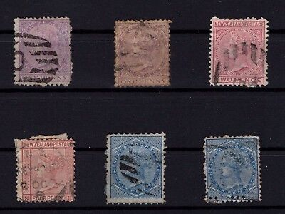 P38730/ New Zealand / Sg # 152 / 153 – 155 / 156 Obl / Used 153 €
