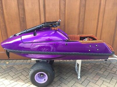 Rockered Yamaha Superjet 701 Freestyle Stand Up Jetski
