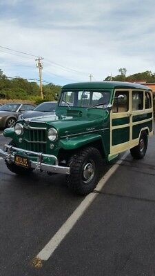 1955 Willys  willys jeep