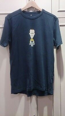 Chris Froome t- shirt is from Rapha store