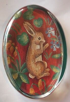 Past Times Cluny Rabbit Paperweight