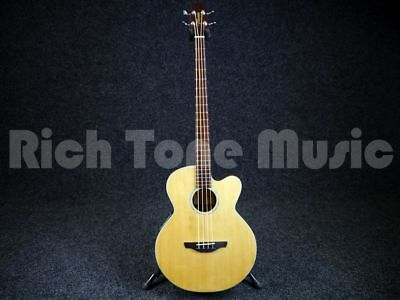 Takamine G Series Electro-Acoustic Bass - Natural - 2nd Hand