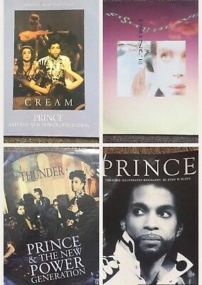 "Prince Bundle 12"" Singles And Book"