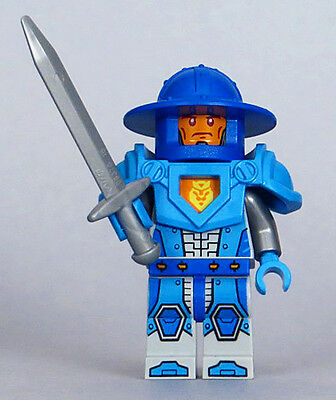 LEGO Nexo Knights 70310 - Royal Soldier Guard Minifigure, Armor and Sword (NEW)