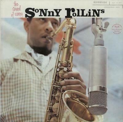 Sonny Rollins The Sound Of Sonny UK vinyl LP album record RLP12-241 RIVERSIDE