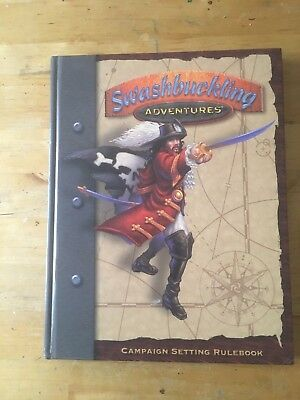 Dungeons and Dragons Swashbuckling Adventures Campaign Setting