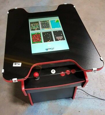 Brand New Cocktail Arcade Machine with 60 games. Free shipping Australia Wide