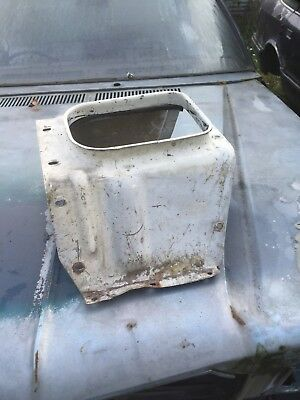 Land Rover 90 110 Gearbox Tunnel - 2 Parts