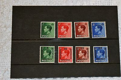 King Edward Viii  Mint Stamps