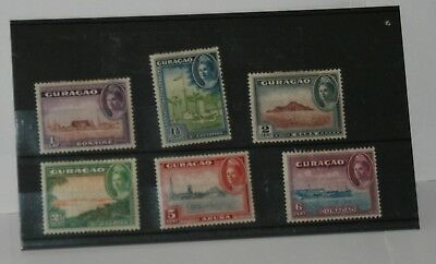 Mint Stamps From Curacao
