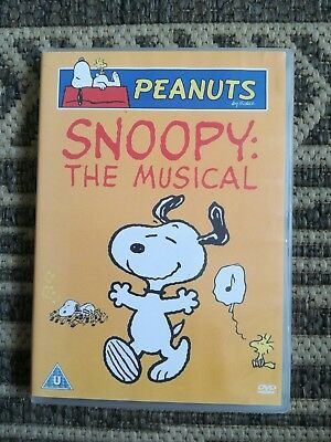 peanuts snoopy: the musical